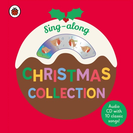 SING-ALONG CHRISTMAS COLLECTION : CD AND BOARD BOOK