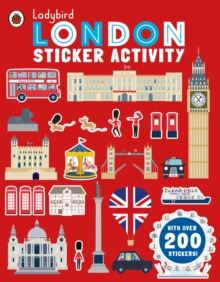 LADYBIRD LONDON: STICKER ACTIVITY