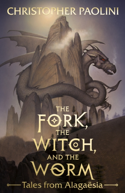 THE FORK, THE WITCH, AND THE WORM: TALES  FROM ALAGAÃ‹SIA