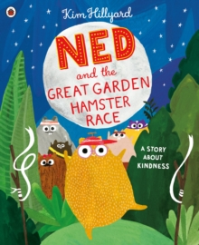 Ned and the Great Garden Hamster Race