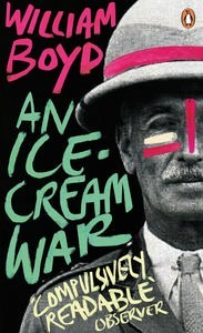 ICE-CREAM WAR, AN