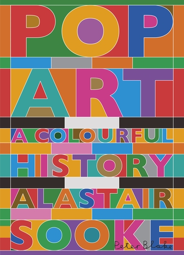 POP ART A COLOURFUL HISTORY