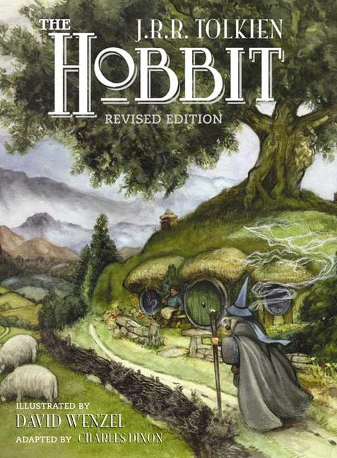 HOBBIT: THE GRAPHIC NOVEL, THE