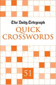 QUICK CROSSWORDS 51