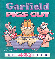 GARFIELD PIGS OUT 42ND BOOK
