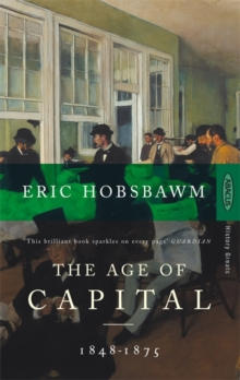 THE AGE OF CAPITAL : 1848-1875