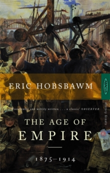 THE AGE OF EMPIRE : 1875-1914