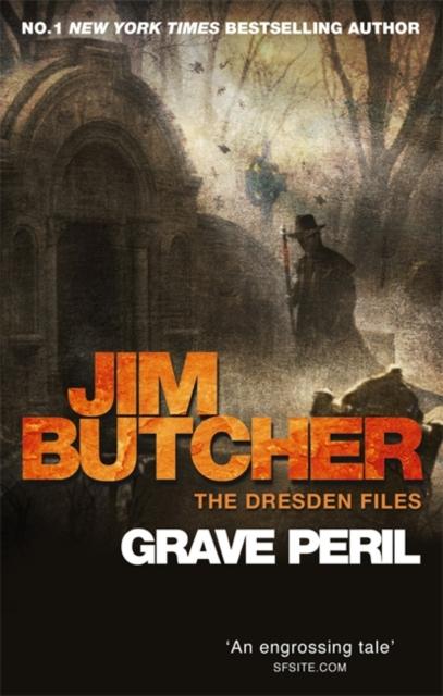 GRAVE PERIL : THE DRESDEN FILES, BOOK THREE