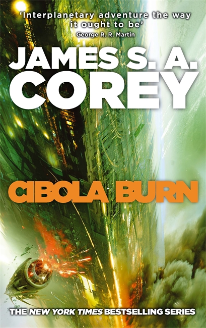 CIBOLA BURN (THE EXPANSE 4)