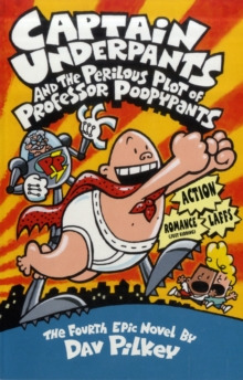 CAPTAIN UNDERPANTS AND THE PERILOUS PILOT