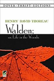 WALDEN OR LIFE IN THE WOOD