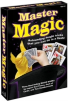 MASTER MAGIC  : ASTOUNDING MAGIC TRICKS THAT YOU CAN DO IN A FLASH