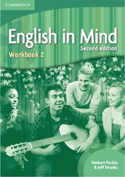 ENGLISH IN MIND 2ND EDITION 2 WORKBOOK