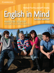 ENGLISH IN MIND 2ND EDITION STARTER CLASS CDS (3)