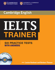 IELTS TRAINER TESTS WITH ANSWERS & AUDIO CDS (3)