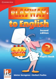 PLAYWAY TO ENGLISH 2 (2ND EDITION) PUPIL'S BOOK