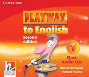 PLAYWAY TO ENGLISH 1 (2ND EDITION) CD