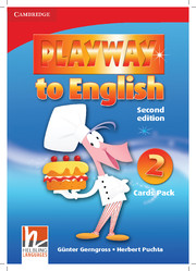 PLAYWAY TO ENGLISH 2 (2ND EDITION) CARDS PACK