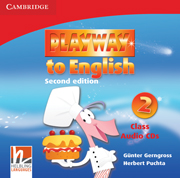 PLAYWAY TO ENGLISH 2 (2ND EDITION) AUDIO CD