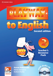 PLAYWAY TO ENGLISH 2 (2ND EDITION)  TEACHER'S RESOURCE PACK