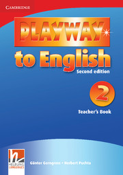 PLAYWAY TO ENGLISH 2 (2ND EDITION) TEACHER'S BOOK