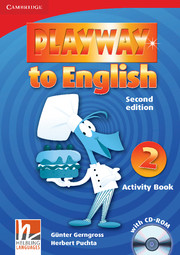 PLAYWAY TO ENGLISH 2 (2ND EDITION) ACTIVITY BOOK + CD-ROM