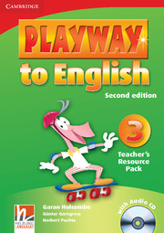 PLAYWAY TO ENGLISH 3 (2ND EDITION) TEACHER'S RESOURCE PACK