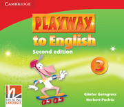 PLAYWAY TO ENGLISH 3 (2ND EDITION) CD