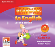 PLAYWAY TO ENGLISH 4 (2ND EDITION) CD