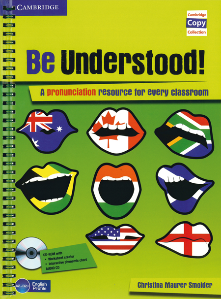 BE UNDERSTOOD! + CD/CD-ROM (PHOTOCOPIABLE)