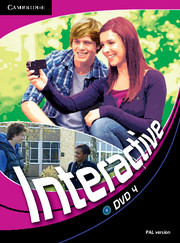 INTERACTIVE 4 DVD (PAL)