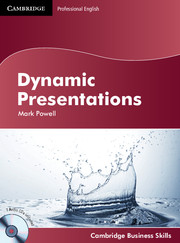 DYNAMIC PRESENTATIONS + CDS