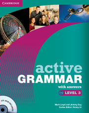 ACTIVE GRAMMAR 3 WITH ANSWERS + CD-ROM