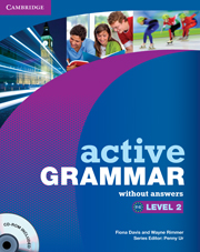 ACTIVE GRAMMAR 2 WITHOUT ANSWERS + CD-ROM