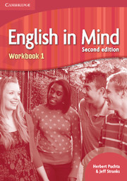 ENGLISH IN MIND 1 (2ND EDITION) WORKBOOK