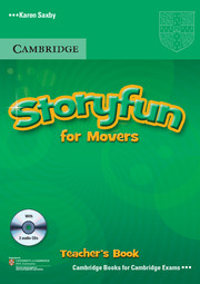 STORYFUN FOR MOVERS TEACHER'S BOOK + CDS (2)