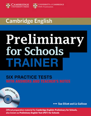 PRELIMINARY FOR SCHOOLS TRAINER WITH ANSWERS + CDS (3)