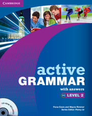ACTIVE GRAMMAR 2 WITH ANSWERS & CD-ROM