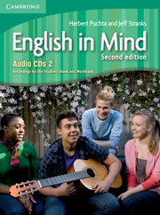 ENGLISH IN MIND 2 (2ND EDITION) CLASS CDS (3)