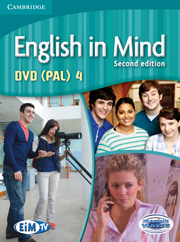 ENGLISH IN MIND 4 (2ND EDITION) DVD (PAL)