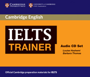 IELTS TRAINER AUDIO CDS (3)
