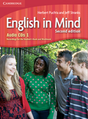 ENGLISH IN MIND 1 (2ND EDITION) CLASS CDS (3)