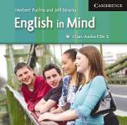 ENGLISH IN MIND  2 CLASS CDS (2)
