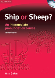 SHIP OR SHEEP ? THIRD EDITION & AUDIO CDS (4)