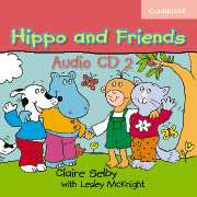 HIPPO AND FRIENDS AUDIO CD