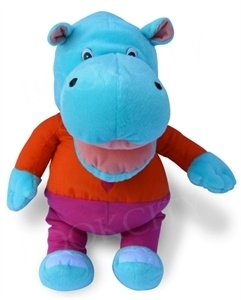 HIPPO AND FRIENDS HIPPO PUPPET