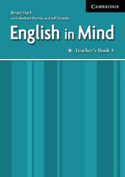 ENGLISH IN MIND 4 TEACHER'S BOOK