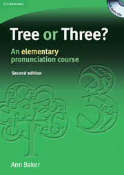 TREE OR THREE? SECOND EDITION & AUDIO CDS (3)