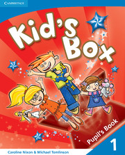 KID'S BOX 1 PUPIL'S BOOK