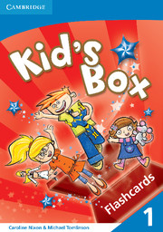 KID'S BOX 1 FLASHCARDS